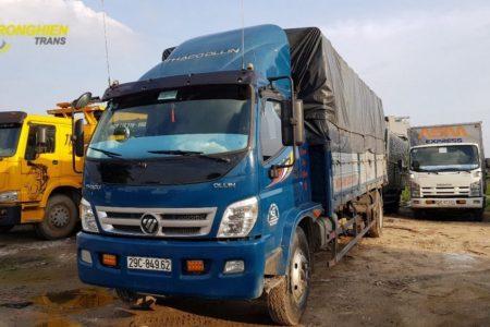 Nhà xe Trọng Hiển cung cấp dịch vụ vận chuyển hàng hóa 2 chiều Bắc Nam