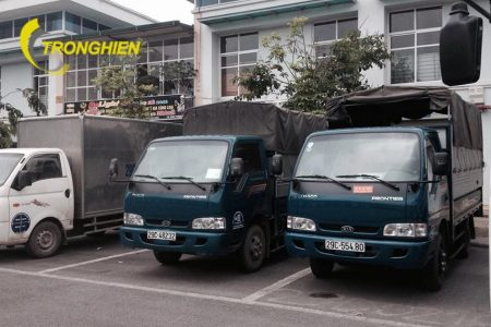 Trọng Hiển vận chuyển hàng hóa 2 chiều Hà Nội Lâm Đồng