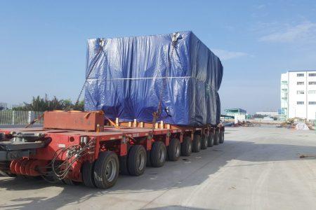 Những mặt hàng Trọng Hiển vận chuyển Bắc Nam